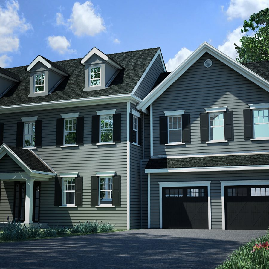 NEW HOME IN MOORESTOWN